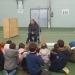 Sensibilisation à l'école de Rolampont